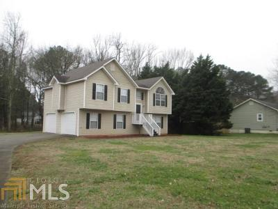 Cartersville Single Family Home Under Contract: 30 Saddle Ln