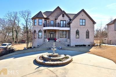 Lawrenceville Single Family Home For Sale: 461 Saddle Ridge Dr