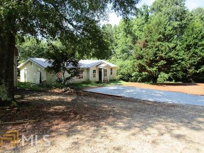 Jefferson GA Single Family Home New: $62,900