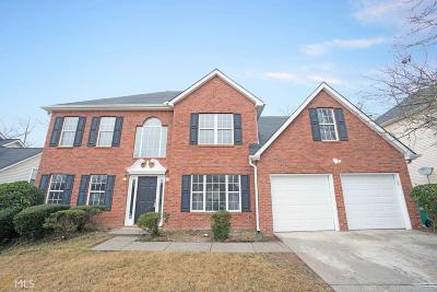 Lithonia Single Family Home New: 5724 Spring Mill Cir