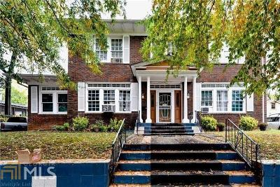 Atlanta Multi Family Home For Sale: 1102 Ponce De Leon Ave