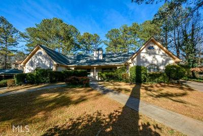 Sandy Springs Condo/Townhouse New: 9110 Carroll Mnr