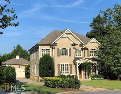 Suwanee Single Family Home Under Contract: 3195 Camellia Ln