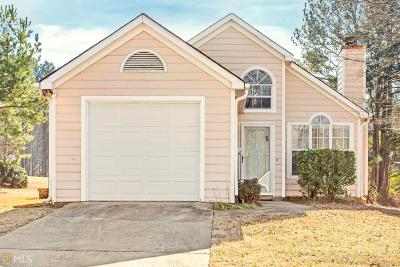 Austell Single Family Home New: 1960 Abbey Province