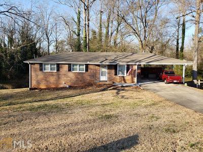 Mableton Single Family Home For Sale: 1240 Mimosa Cir