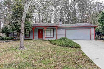 Marietta Single Family Home New: 4680 Jamerson Forest Pkwy