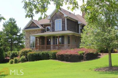 Stephens Single Family Home New: 1399 Currahee Club Drive