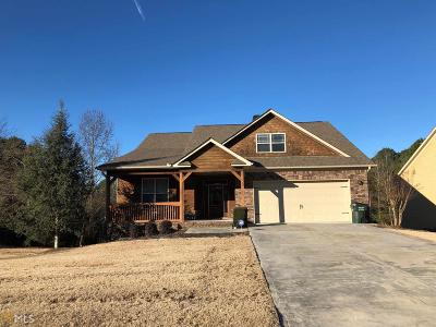 Loganville Single Family Home New: 1505 Guthrie Crossing Dr