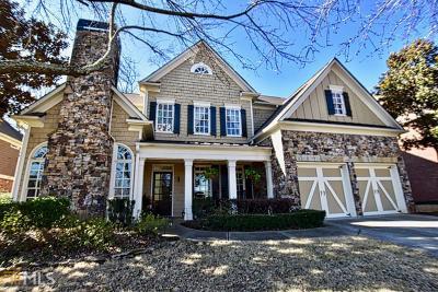 Smyrna Single Family Home New: 733 SW Longshadow Trail