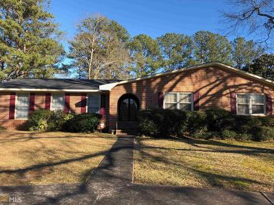 Griffin Single Family Home Under Contract: 1462 Wesley Dr
