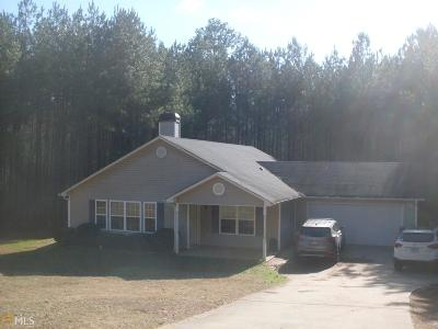 Newnan Single Family Home New: 404 McKoy Road