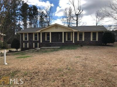 Atlanta Single Family Home New: 4355 Melanie Dr