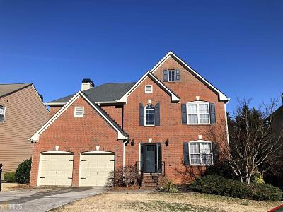 Kennesaw Single Family Home New: 3104 Redwood Ln