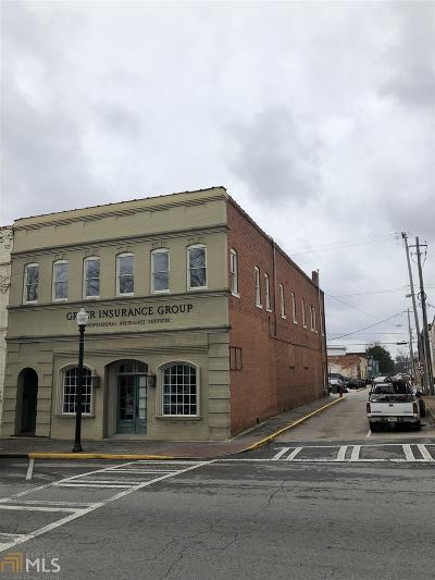 Griffin Commercial Under Contract: 123 S Hill