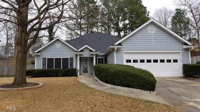 Sugar Hill Single Family Home New: 751 Simmons Mine Circle