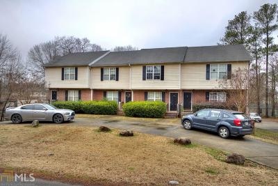 Cartersville Multi Family Home For Sale: 105 Evergreen Trl