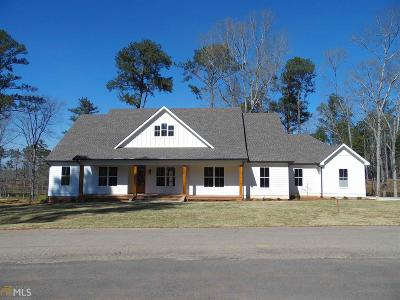 Haddock, Milledgeville, Sparta Single Family Home Under Contract: 121 Chumley Rd