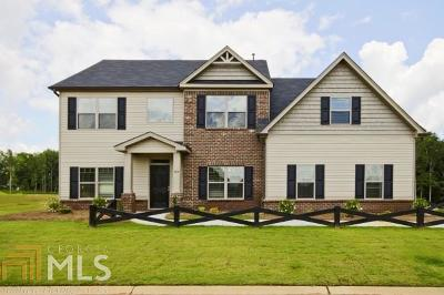 Newnan Single Family Home New: 333 Granite Way