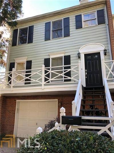 Atlanta Condo/Townhouse New: 104 Terrace Dr #1
