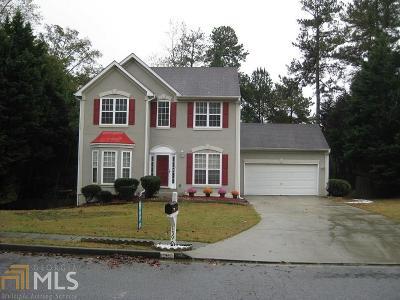 Grayson Single Family Home New: 1390 Willow River Run