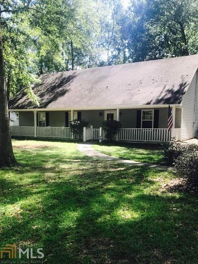 Statesboro Single Family Home New: 110 Echo Way