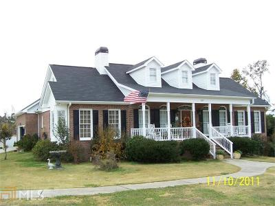Griffin Single Family Home Under Contract: 1419 Birdie Rd