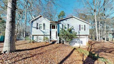 Douglasville Single Family Home Under Contract: 3584 Marshall Ct
