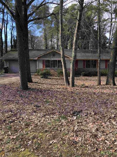 Lilburn Single Family Home For Sale: 4032 Shady