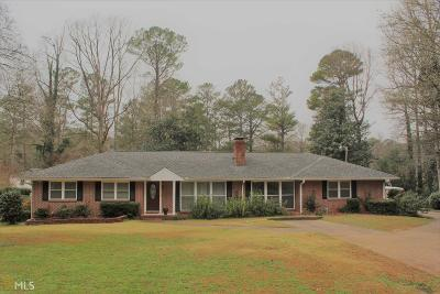 Lagrange Single Family Home Under Contract: 223 Westwood Drive