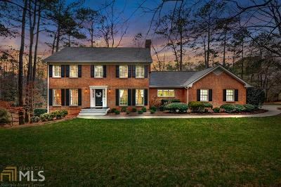 Sandy Springs Single Family Home New: 2685 Spalding Dr