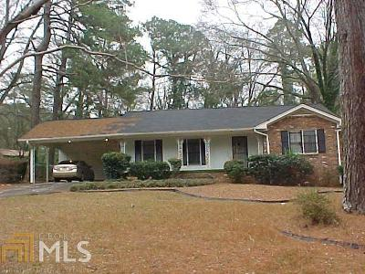 Atlanta Single Family Home New: 758 Braemar Ave