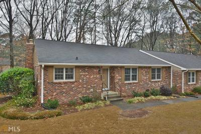 Atlanta Condo/Townhouse New: 2426 Northlake Ct