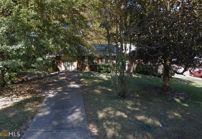 Atlanta Single Family Home New: 2535 County Line