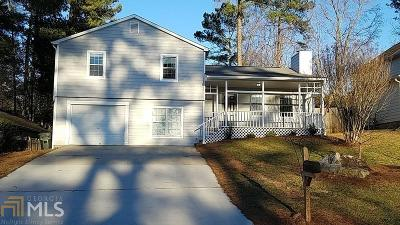 Snellville Single Family Home Under Contract: 2320 Boone Pl
