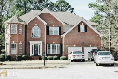 Lithonia Single Family Home New: 7660 Sugar Plum Ln
