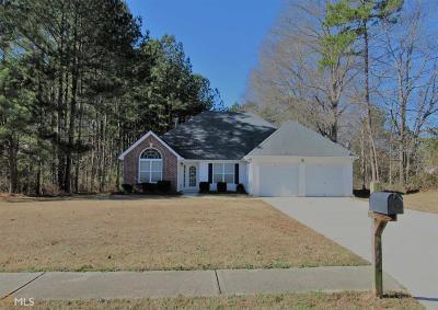 Stockbridge Single Family Home New: 140 Edison Drive