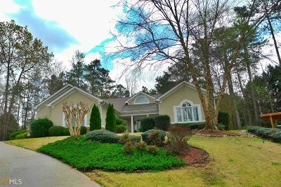Suwanee Single Family Home New: 4583 Fairecroft Ter