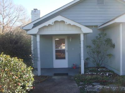 Griffin Single Family Home For Sale: 63 Dunlap Cir