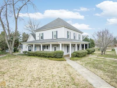 McDonough Single Family Home For Sale: 56 Lawrenceville St