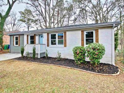 Decatur Single Family Home New: 3184 Bluebird Ln