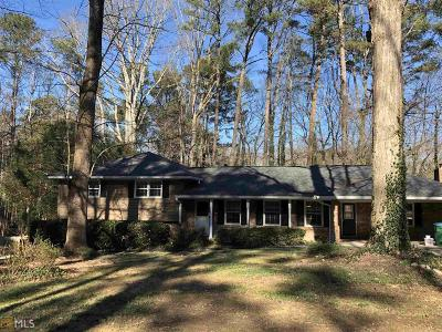 Lilburn Single Family Home Under Contract: 418 Dorsey