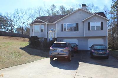 Douglasville GA Single Family Home Under Contract: $155,000
