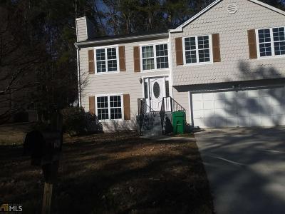 Lithonia Single Family Home New: 6028 Pattillo Ln