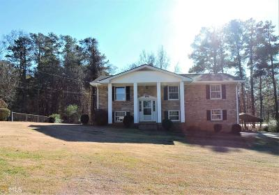 Mableton Single Family Home New: 889 Brentwood