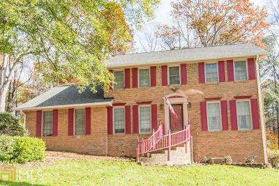 Stone Mountain Single Family Home New: 2404 Rockwood Way