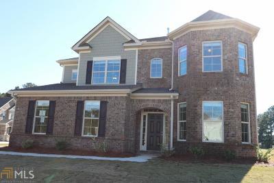 Covington Single Family Home New: 180 Brickstone Pkwy