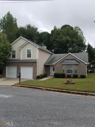 Lithonia Single Family Home New: 1336 Persimmon Ct
