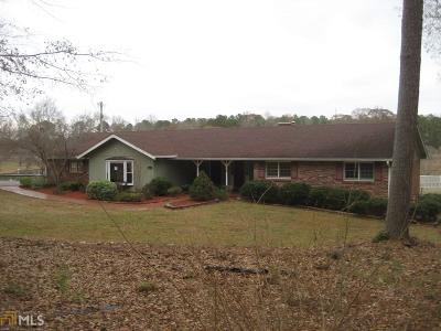 Fayetteville Single Family Home For Sale: 1078 Highway 92 S