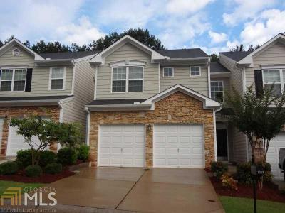 Marietta Condo/Townhouse New: 2219 Nottley Dr #6