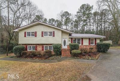 Newnan Single Family Home New: 55 Nottingham Drive